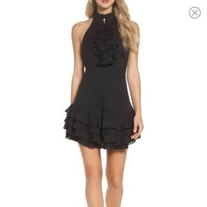 C/Meo Collective Dress NWT black size XL